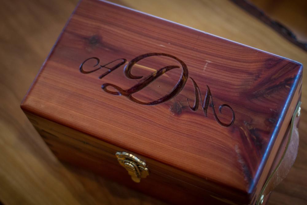 Cedar Box - engraved, top.jpg