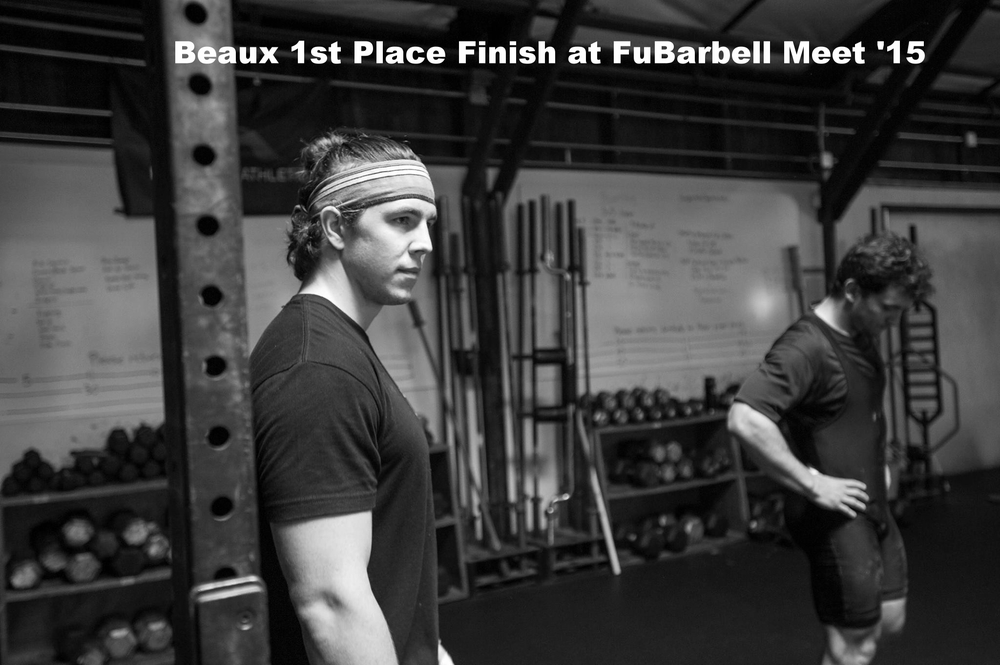 FuBarbell meet Coach Beaux olympic weightlifting