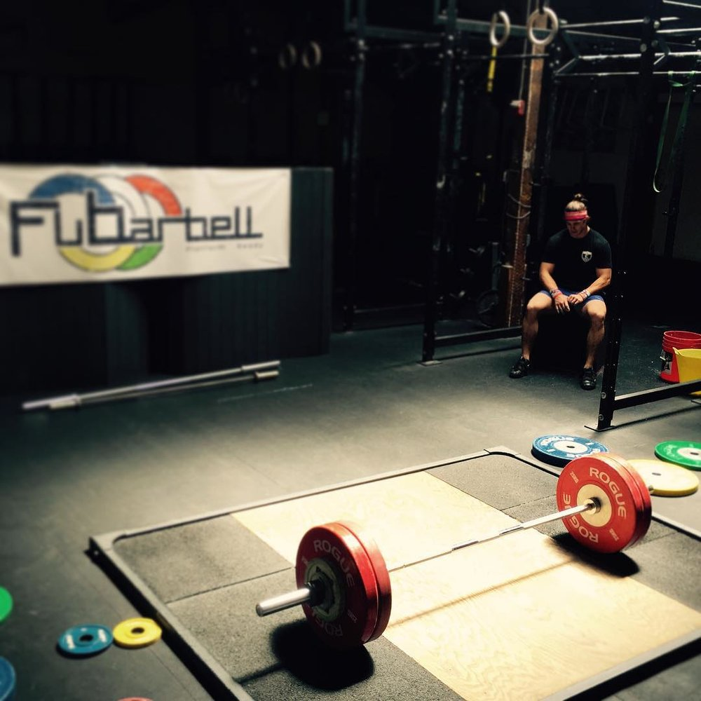 Zen and the art of weightlifting