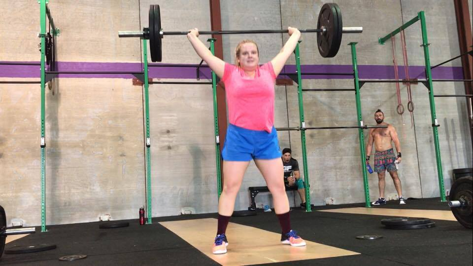 new orleans metairie gym weightlifting snatch