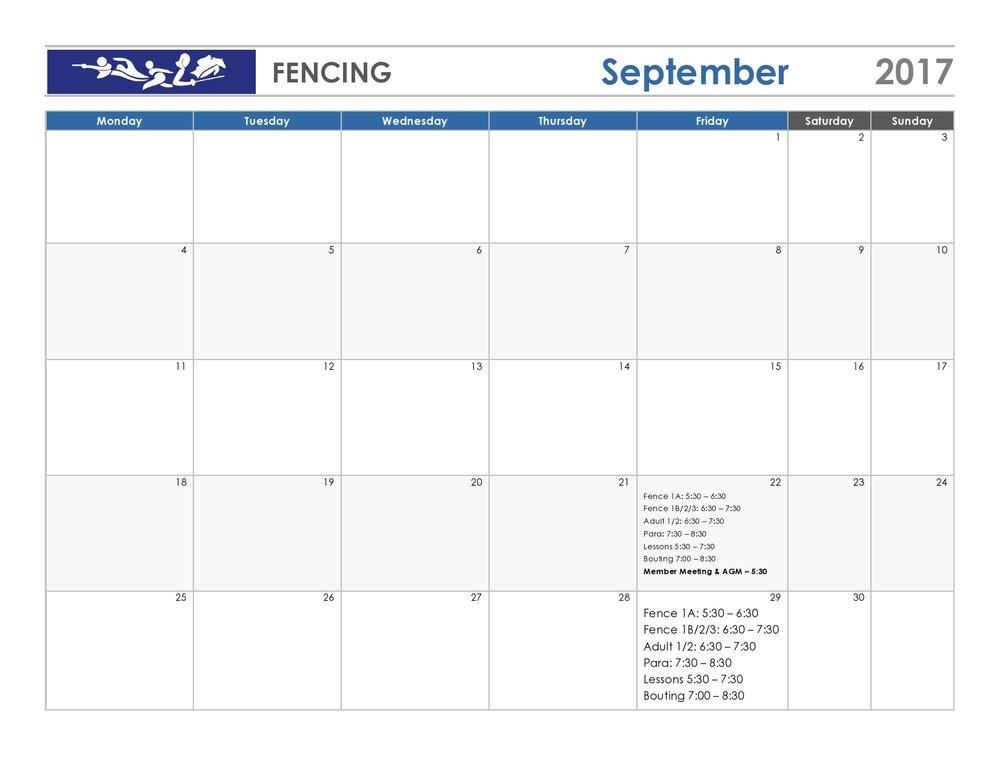 17 September Calendar - Fencing.jpg