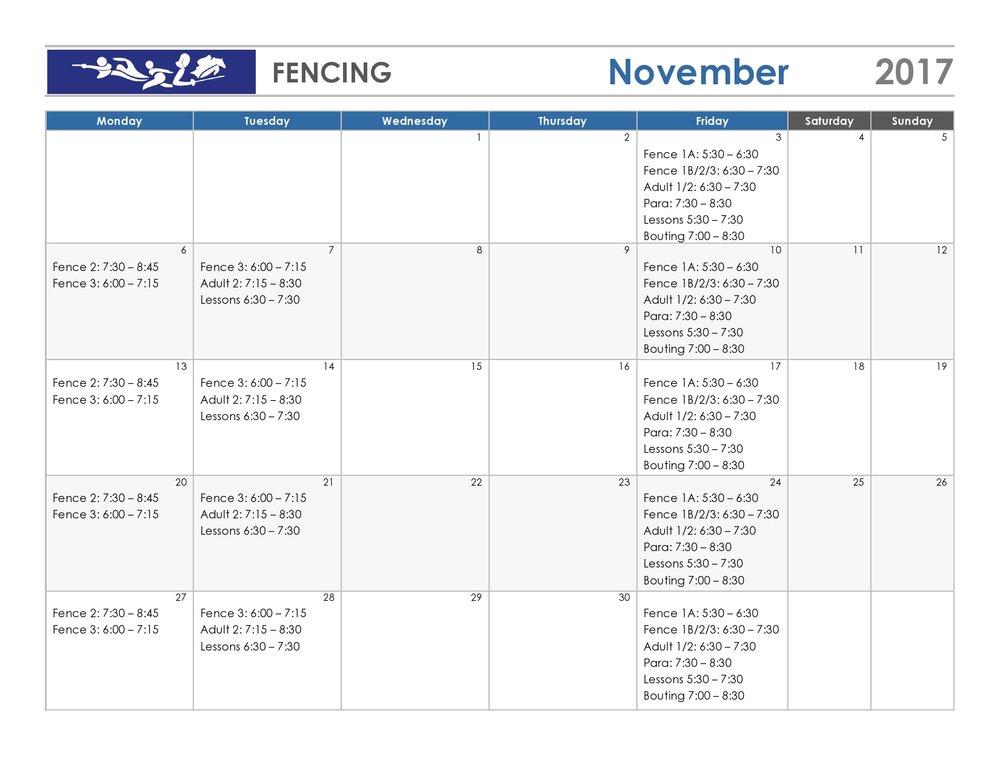 17 November Calendar - Fencing.jpg