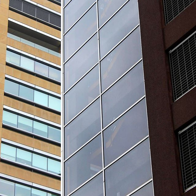 Some windows #Detroit #window #layers #design #streetphotography #glass
