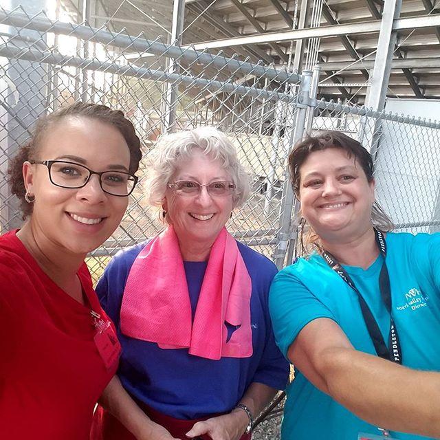 NVH volunteers at the Omak Stampede!