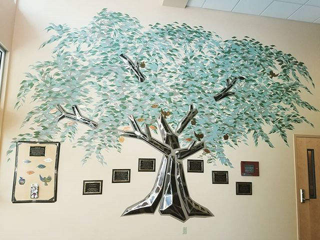 Our Giving Tree has gotten a makeover!