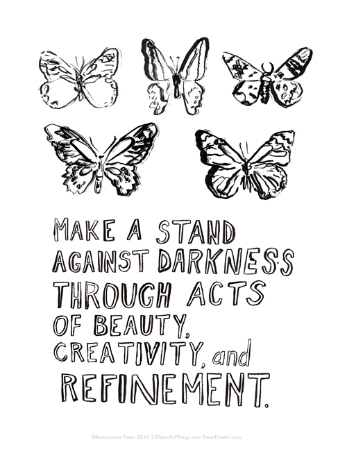 Make a Stand Against Darkness