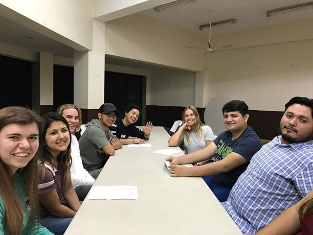 How awesome to have TWO teams out already in the new year! Our second team from @smu_biola is now in Merida, Mexico. Please pray!  #missions #trainingleaders #gospel #mexico