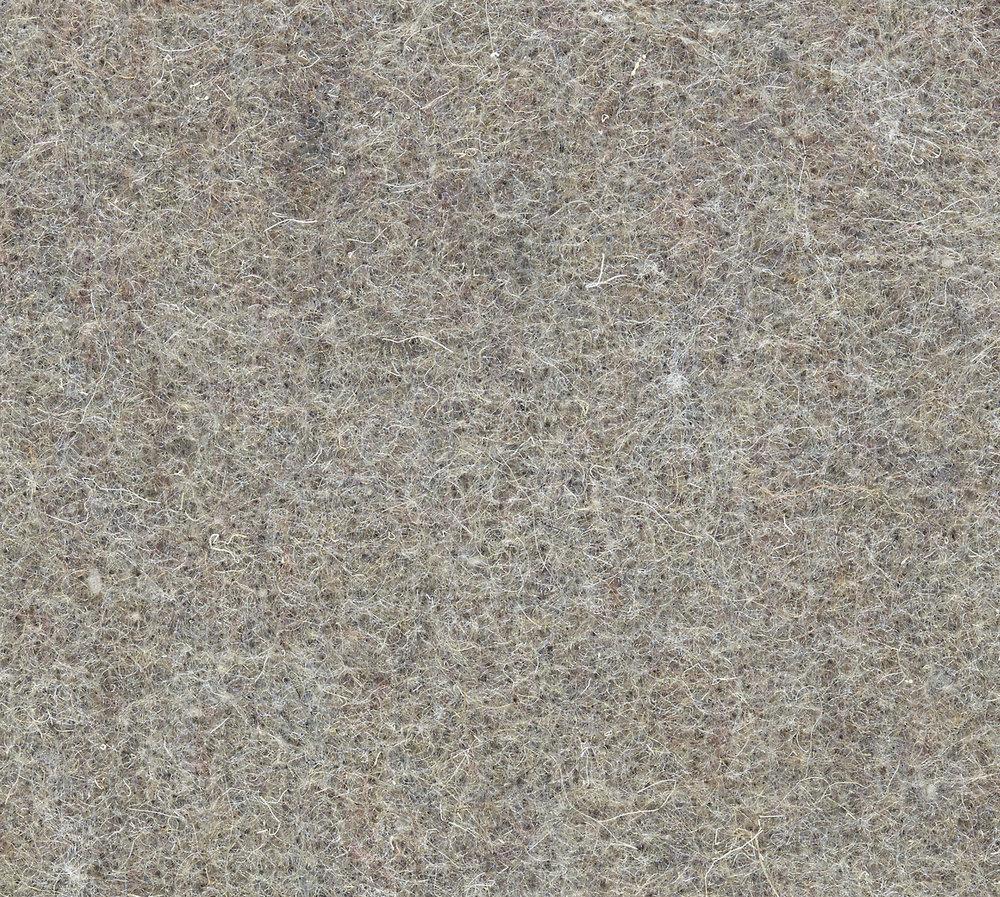 Wool Carpet Pad Detail