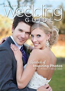 San Antonio Wedding Guide Cover