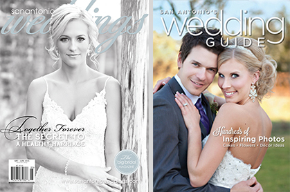 San Antonio Weddings Covers