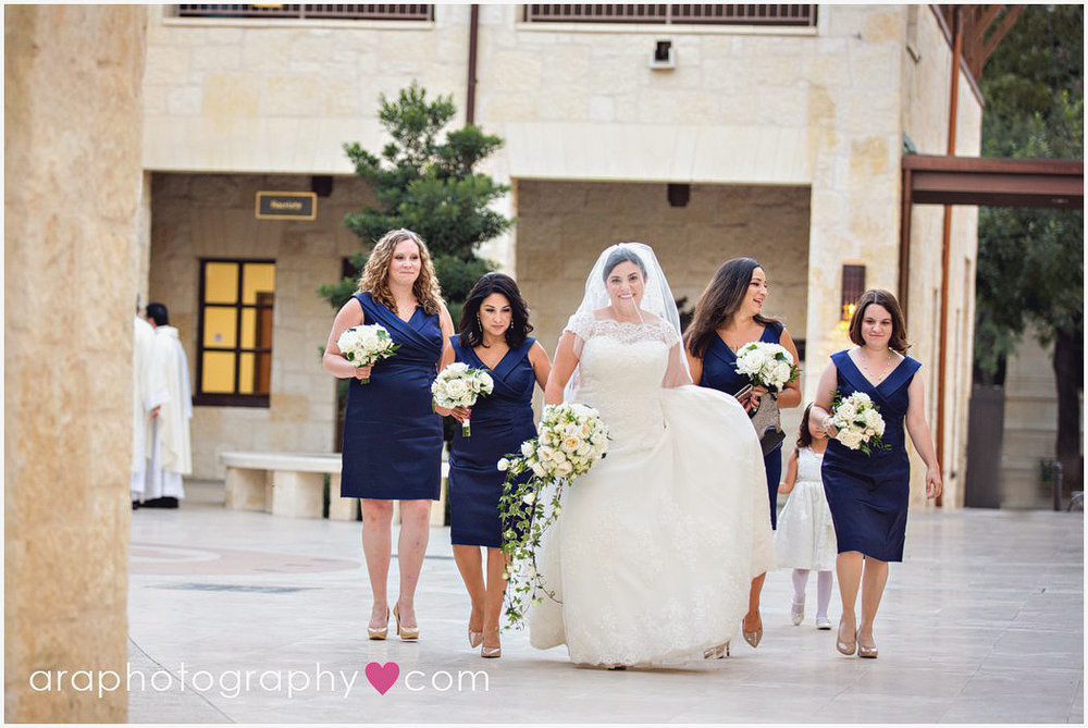 San Antonio Weddings Bridesmaids
