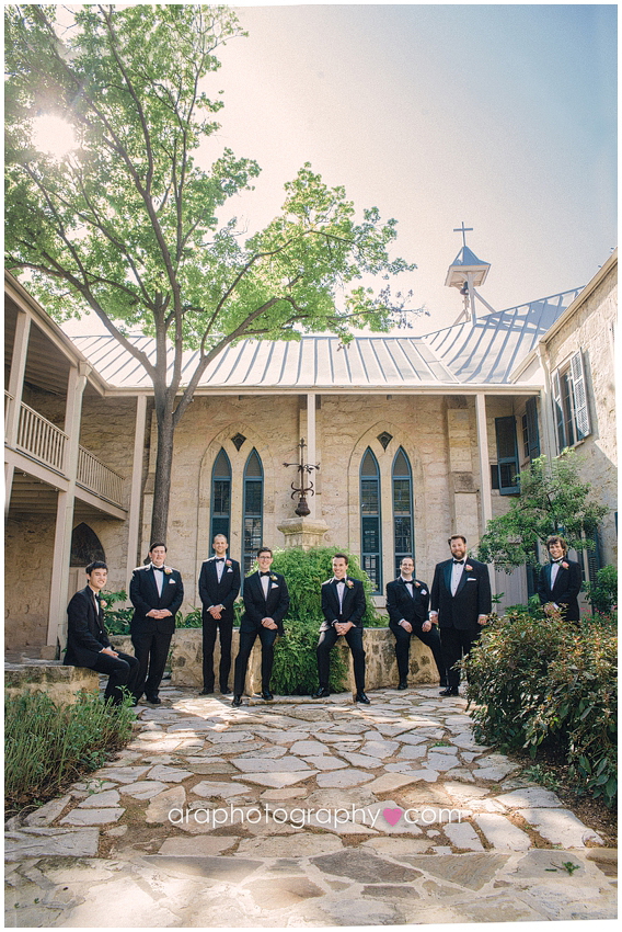 San Antonio Weddings Grooms