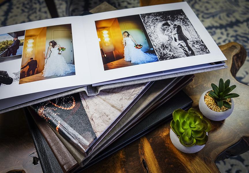 San Antonio Wedding Albums