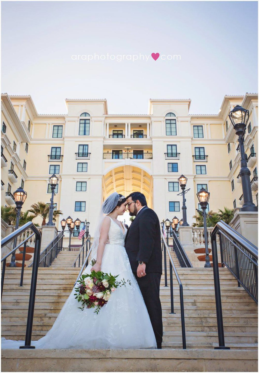 San Antonio Weddings Eilan Hotel & Spa