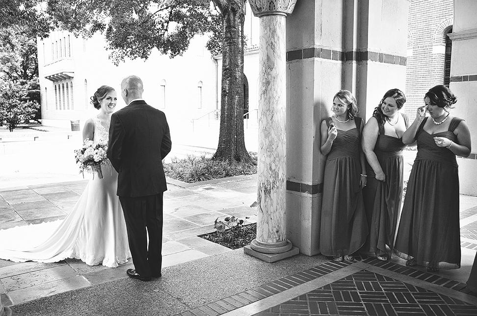 Houston Wedding Photography Rice University