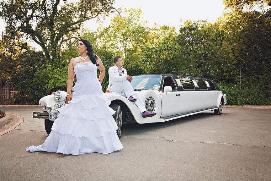 San Antonio Weddings Landa Library San Antonio Texas