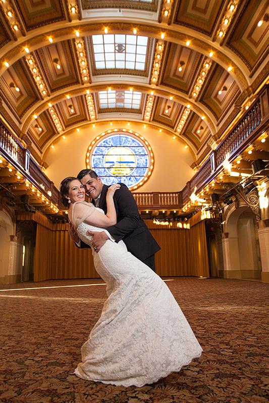 San Antonio Wedding Photography Sunset Station