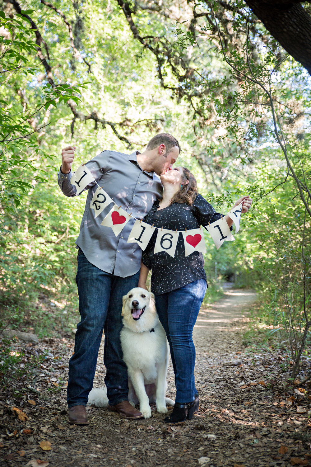 BOERNE TEXAS ENGAGEMENT