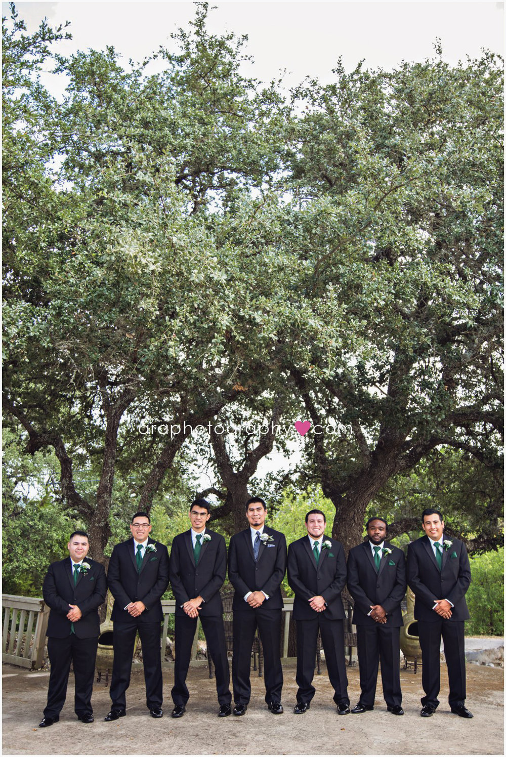 Hill Country Wedding