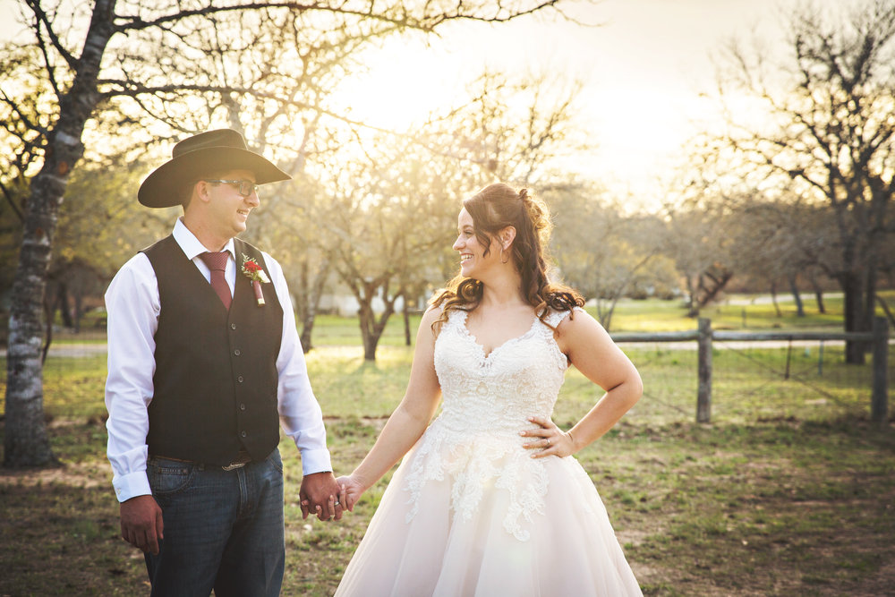 FLORESVILLE TEXAS WEDDING