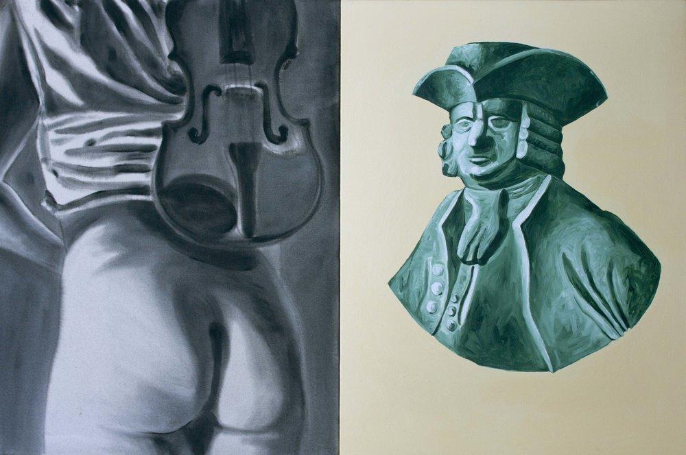 "David Salle ""Untitled"""