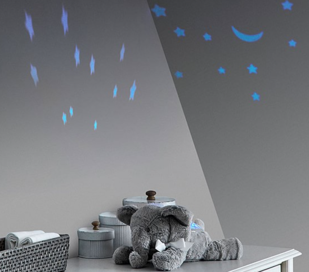 Twilight Buddies - Twilight buddies are a great gift for any expecting mother. Twilight buddies are a plush toy and turn into a nightlight when turned on. The moon and stars will display on the ceiling to help the newborn fall asleep faster and feel more comfortable. These, like plush toys will remain in use longer than normal toys and come in a variety of animals.