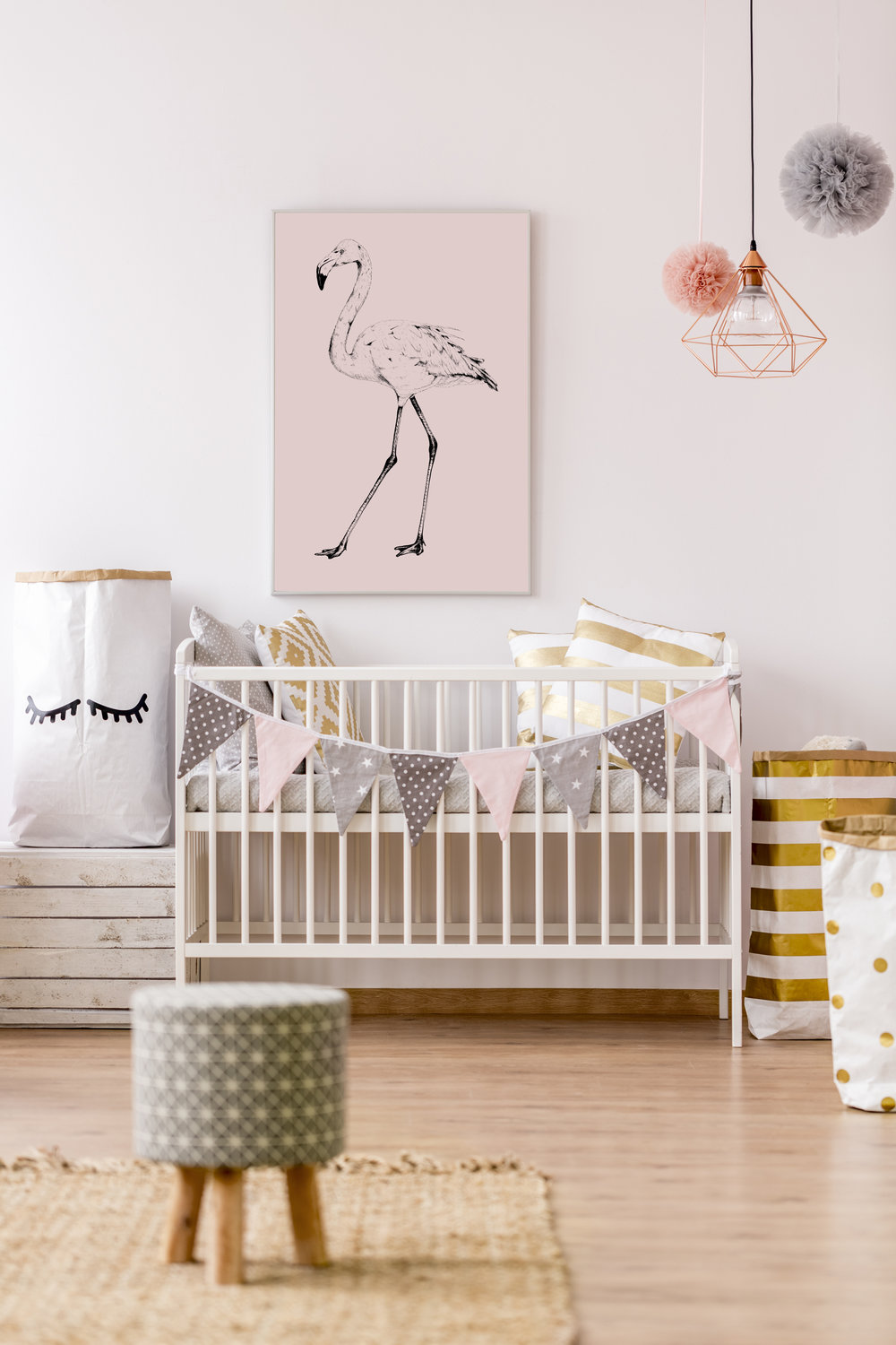 WALL ART - Another great option is nursery decor, we have got you covered when it comes to art prints.