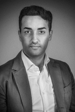 Ahmed Saeed, Co-founder and Director of Finance
