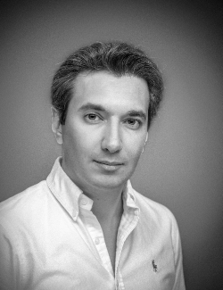 Babak Khosravifar, Co-Founder and CEO