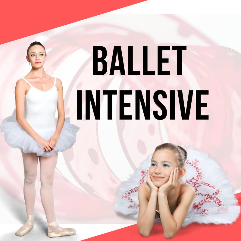 Copy of Ballet Intensive