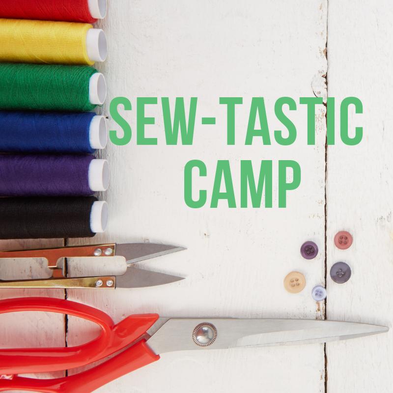 Sew-Tastic Summer Camp