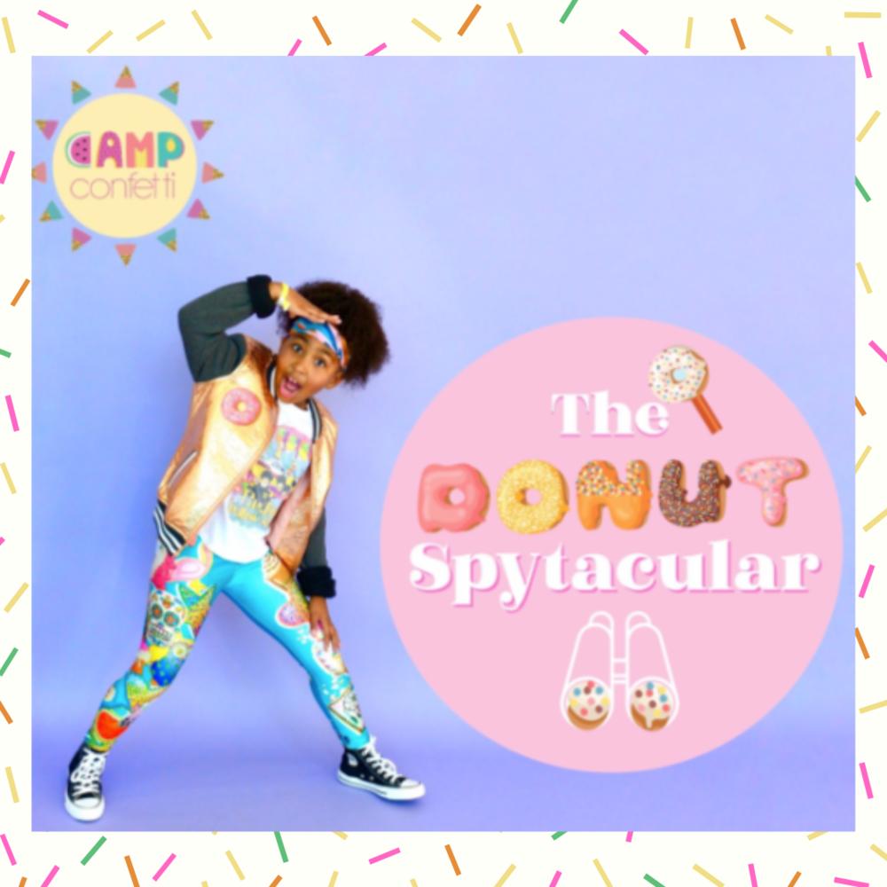 The Donut Spytacular