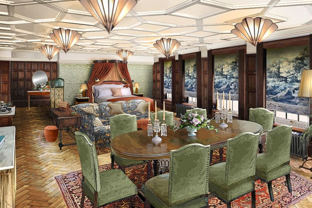 Copyright: Kettner´s Townhouse by Soho House