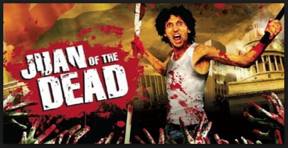 Cuba's first zombie cult classic.