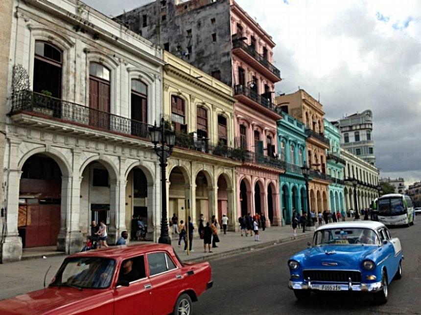Live From Havana  (The Patchworks Blog)   Follow Our Stories