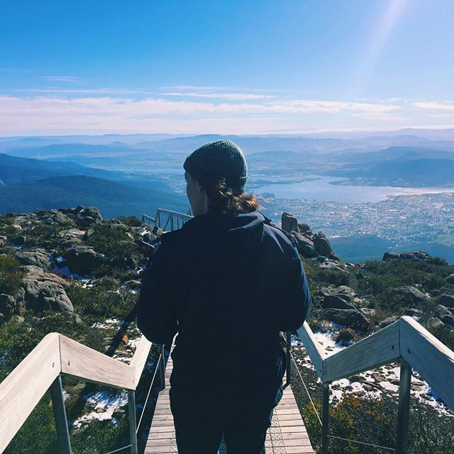 Hobart makes for the perfect destination for some rest, relaxation and reflection🏔Discover where to to recoup, through the link in bio #fromthetabletop #hobart #tasmania