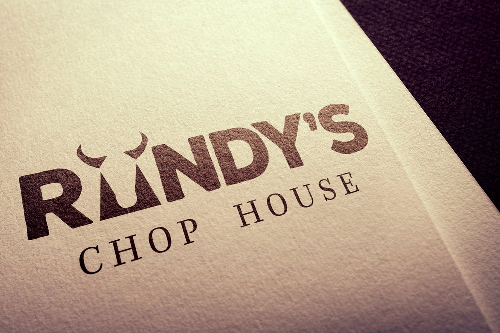 Randy's Chop House– Logo