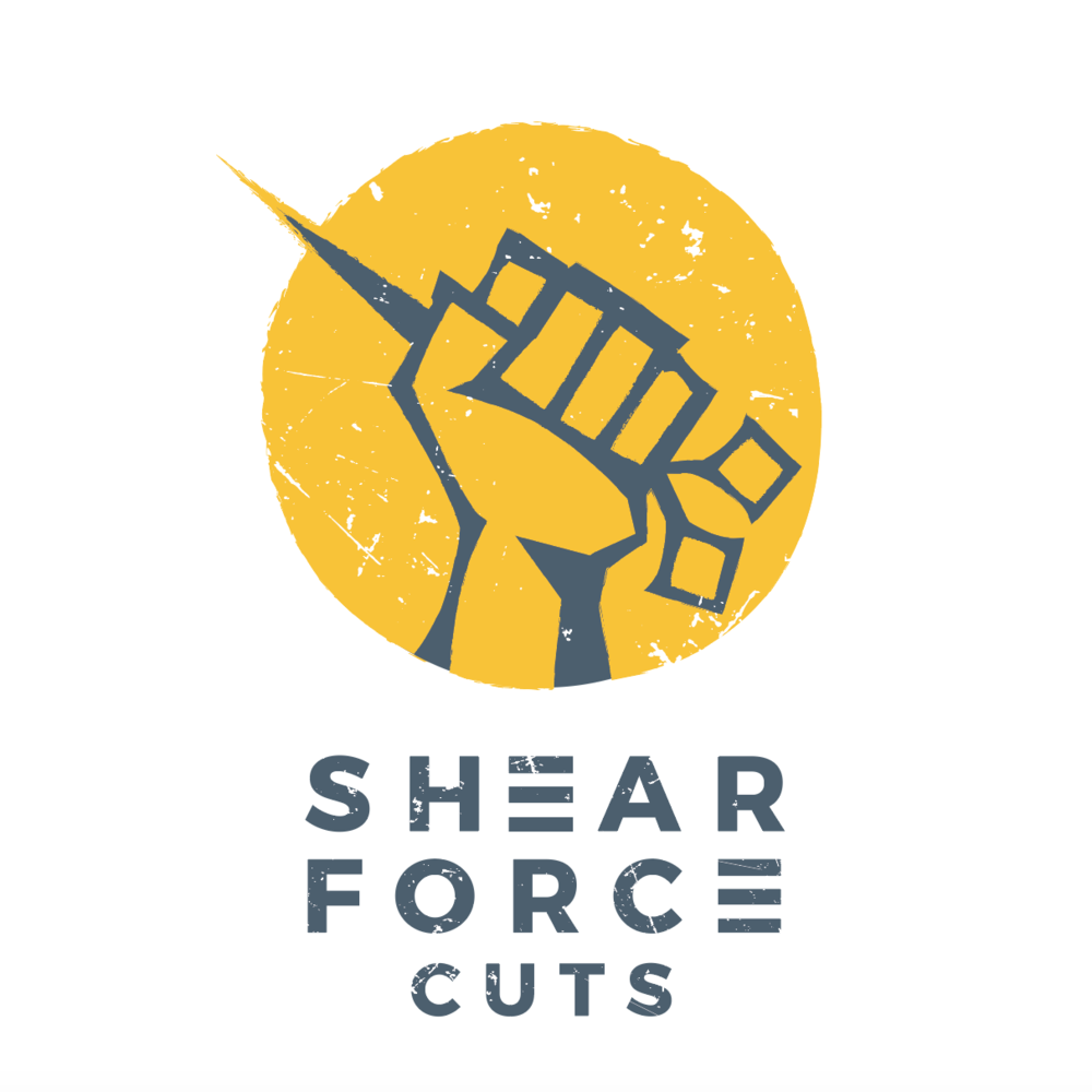 Shear Force Cuts: Logo