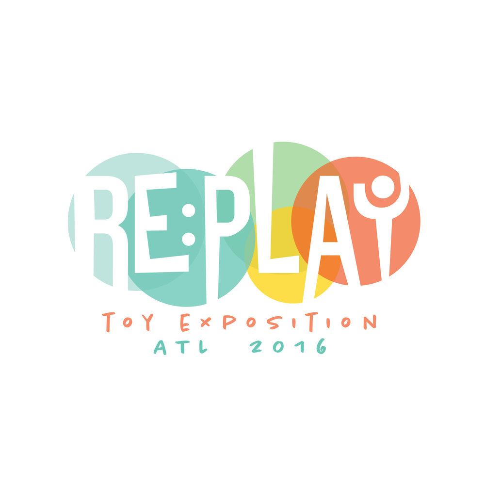 Re:Play Toy Expo Branding