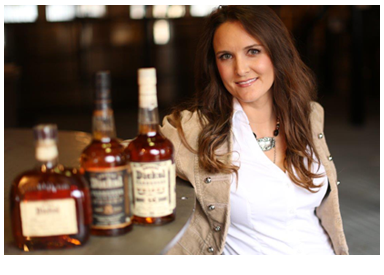 Allisa Henley - Distiller, George Dickel Tennessee Whisky