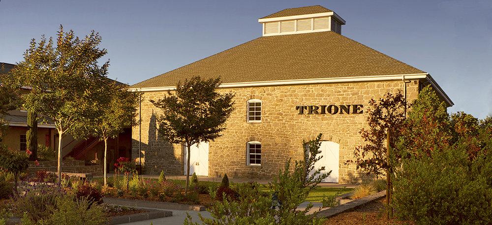 Trione Stone Building
