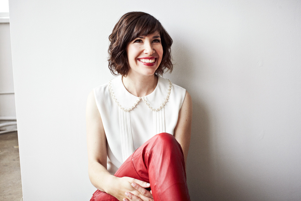 CARRIE BROWNSTEIN | Elle