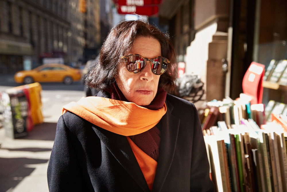 FRAN LEBOWITZ | Wall Street Journal
