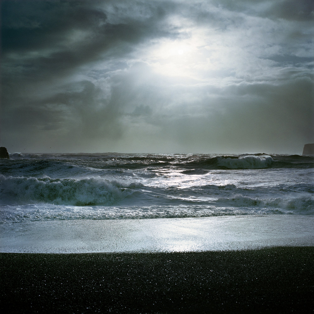 "OCEAN#2, 2003 | 56 x 56"""