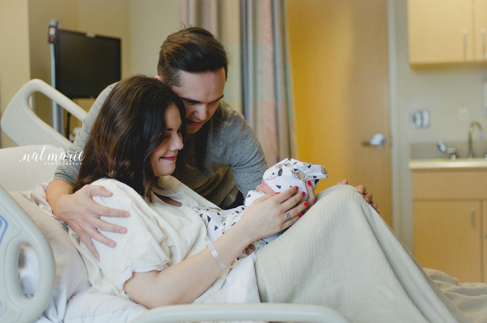 Gilbert, AZ Hospital Fresh 48 Session - Fine Art Photographer