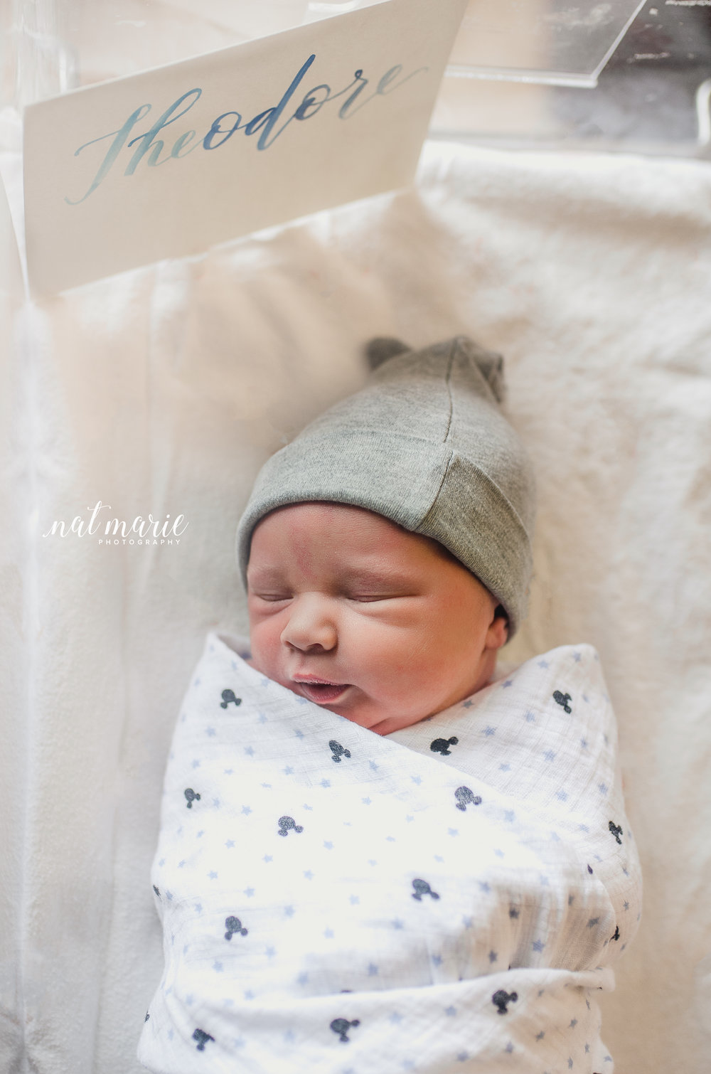 Gilbert, AZ Hospital Fresh 48 Newborn Photographer - Authentic Photography
