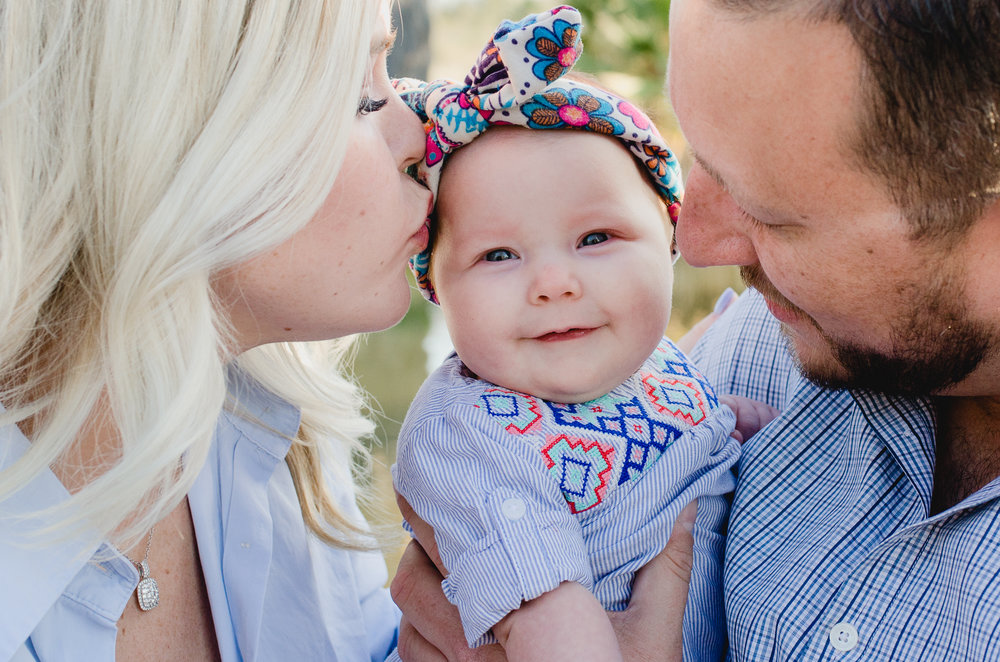 Scottsdale, AZ Family Session - Bright Photos