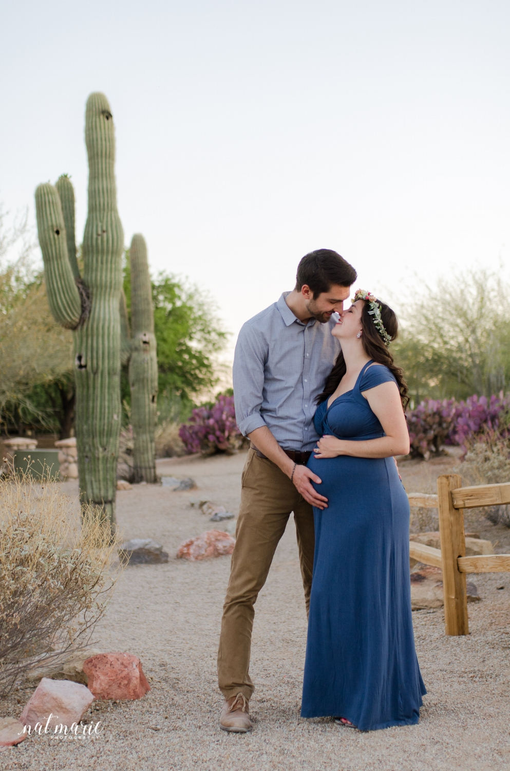 Gilbert, AZ Maternity Session - Light & Airy Photos
