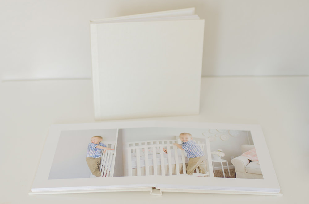 Heirloom Linen 10x10 Album
