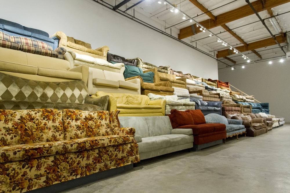 #couchbleachers Sacramento - Nate Page